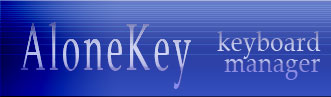 AloneKey hotkey manager. Download Page
